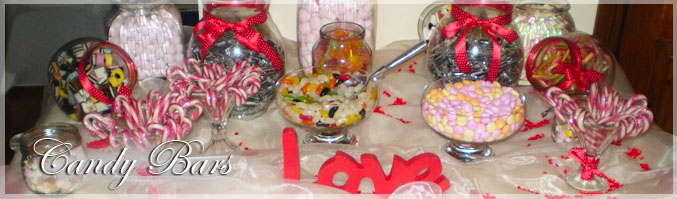 Wedding Candy Bar Intro