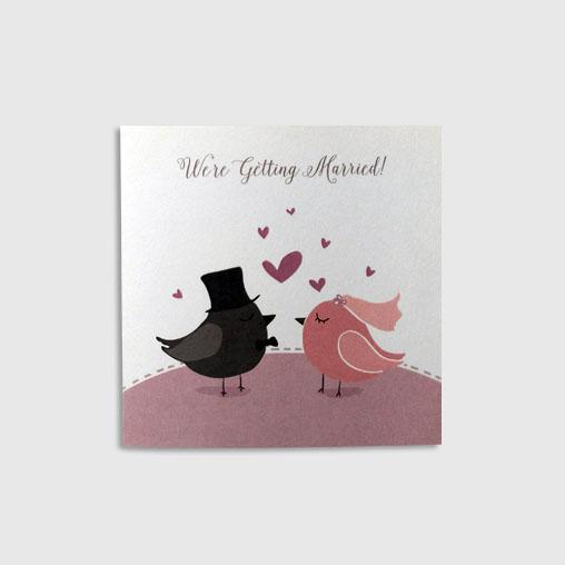 Brianna Handmade Wedding Invitation